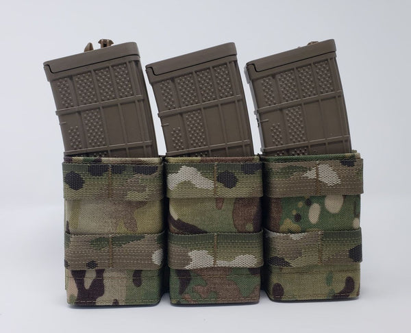 Esstac - Triple Daeodon Front Panel 5.56 Naked (without Molle)