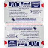 Eleven 10 - HyFin Vent Chest Seal Twin Pack