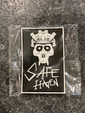 Safe Haven Dynamics - Gorilla Skull NVG Logo PVC Patch 2x3