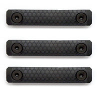 Slate Black Industries - Slate Panels, 2-Slot (3 Pack)