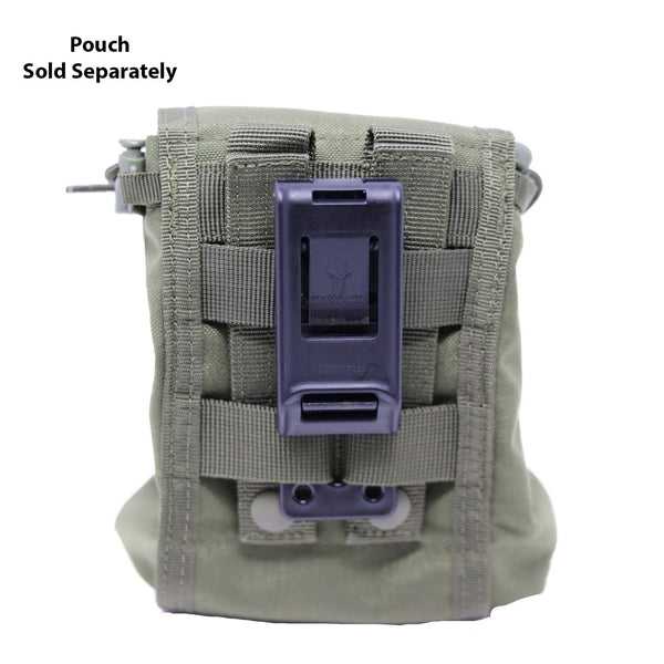Wilder Tactical - Molle Belt Clip Adapter