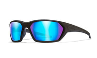 Wiley X - WX Ignite (Polarized Blue Mirror/Matte Black Frame)