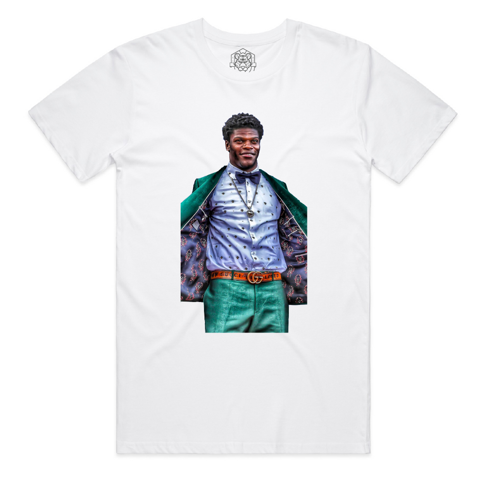 """The People's Champ"" Tee (White)"