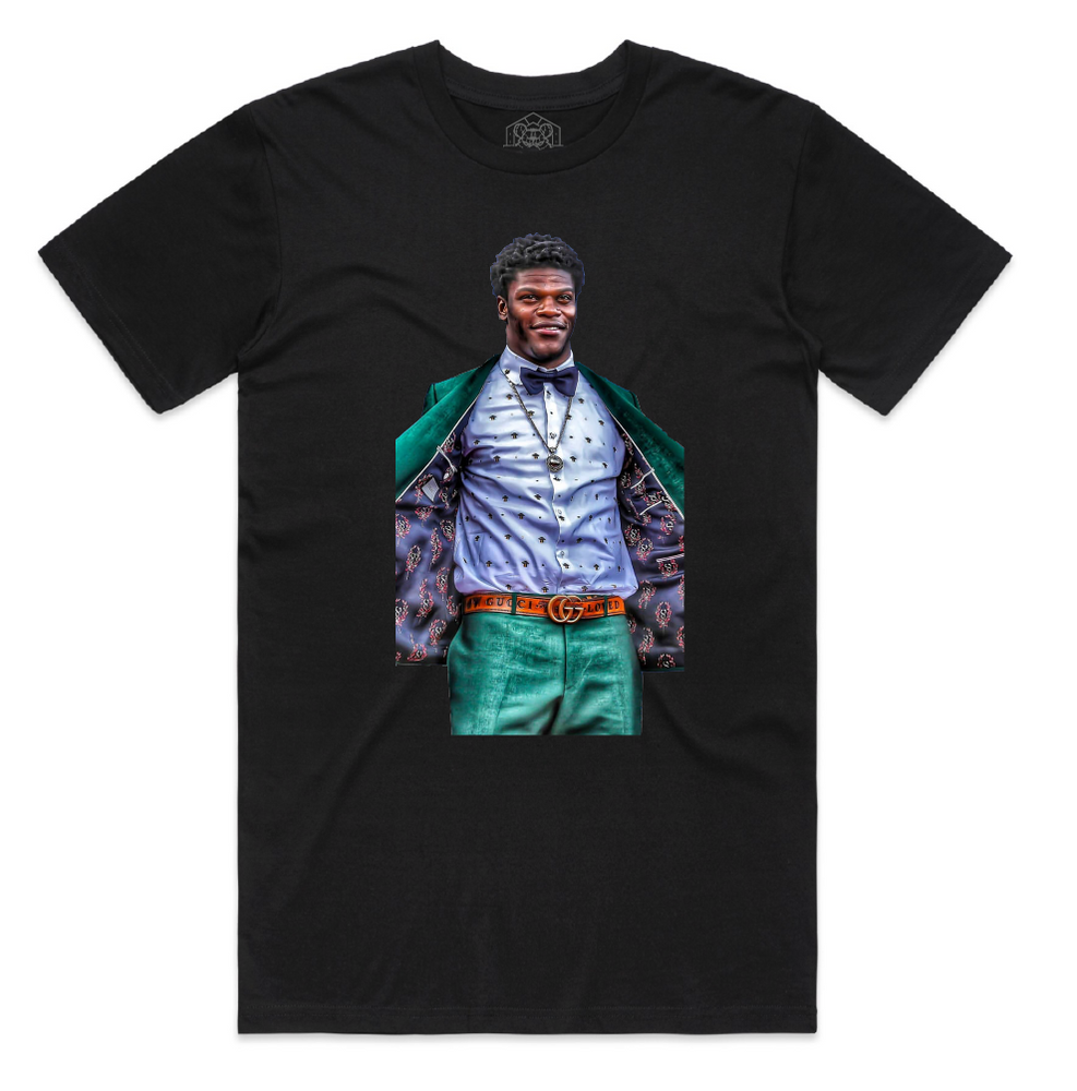 """The People's Champ"" Tee (Black)"