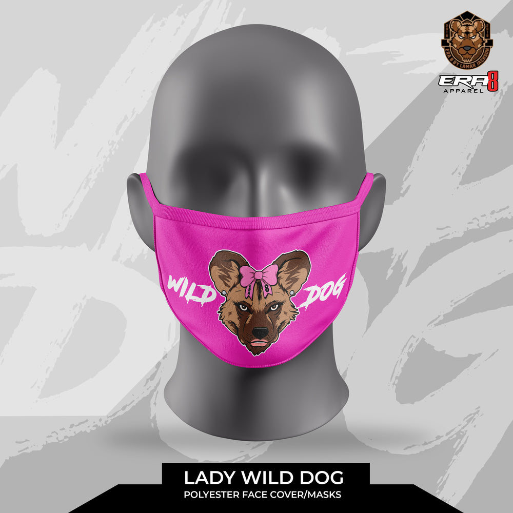 Wild Dog Face Mask