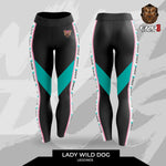 Lady Wild Dog Leggings