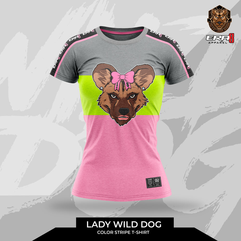 Lady Wild Dog Shirts