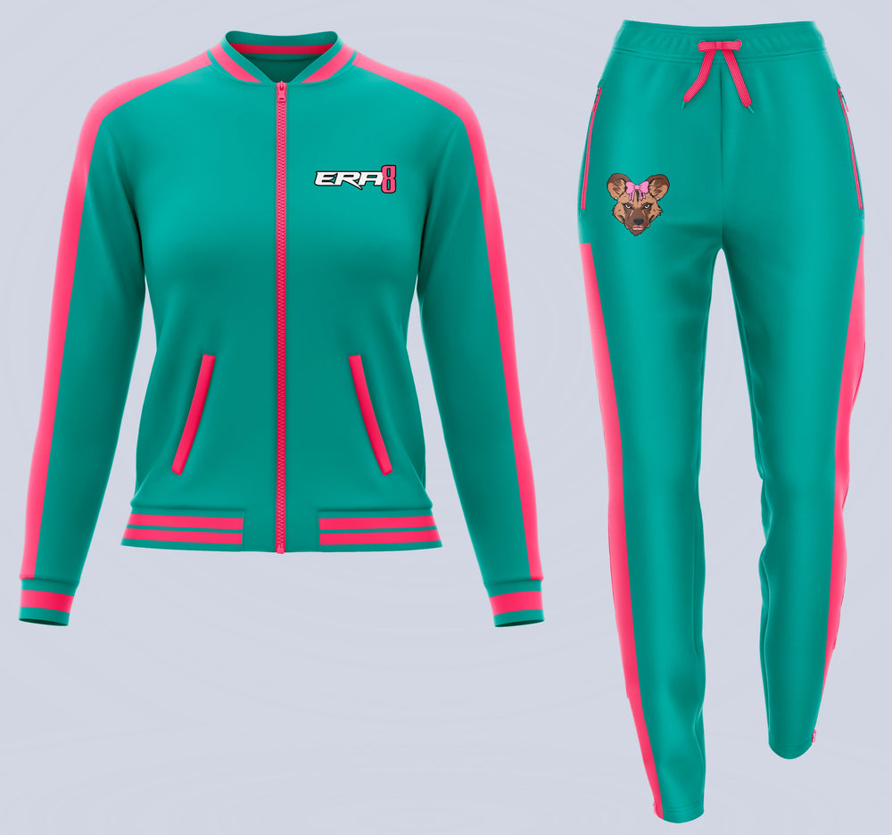 Women's Track Suit (Jackets) *Pants Sold SEPARATELY*