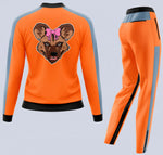 Girls Youth Track Suit (Jackets) *Pants Sold SEPERATELY*
