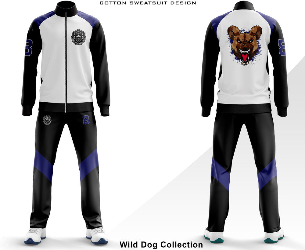 Men's Tracksuit (Jackets) *Pants Sold SEPARATELY*