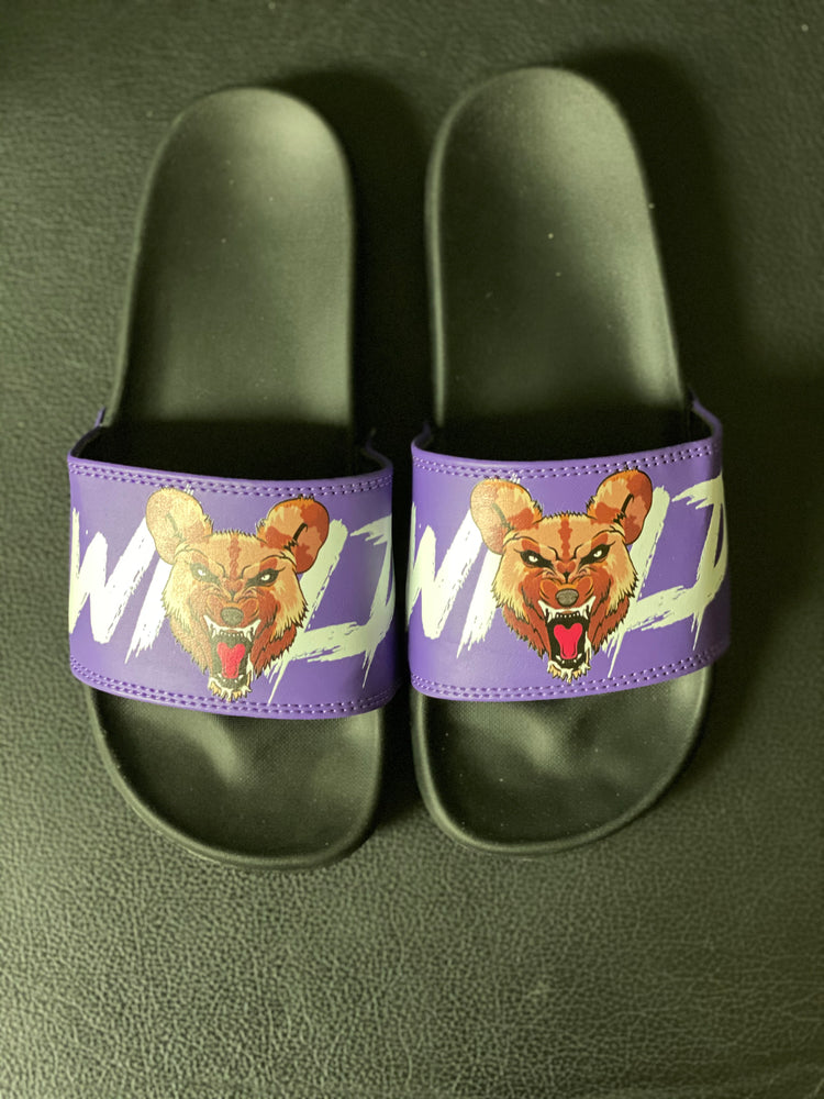 Wild Dog Slides (Purple)