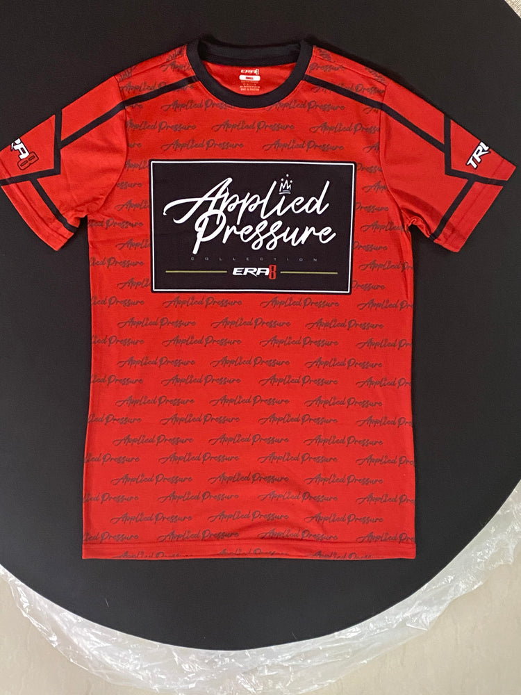 Applied Pressure Cursive (T-Shirt) YOUTH Shorts sold SEPARATELY