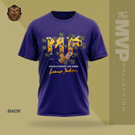 Limited Edition 2019 MVP Lamar Jackson Shirt (PURPLE)