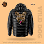 Wild Dog Bubble Jacket Soft (BLACK)