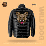 Wild Dog Bubble Jacket Hard (BLACK)
