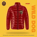 Wild Dog Bubble Jacket Soft (RED)