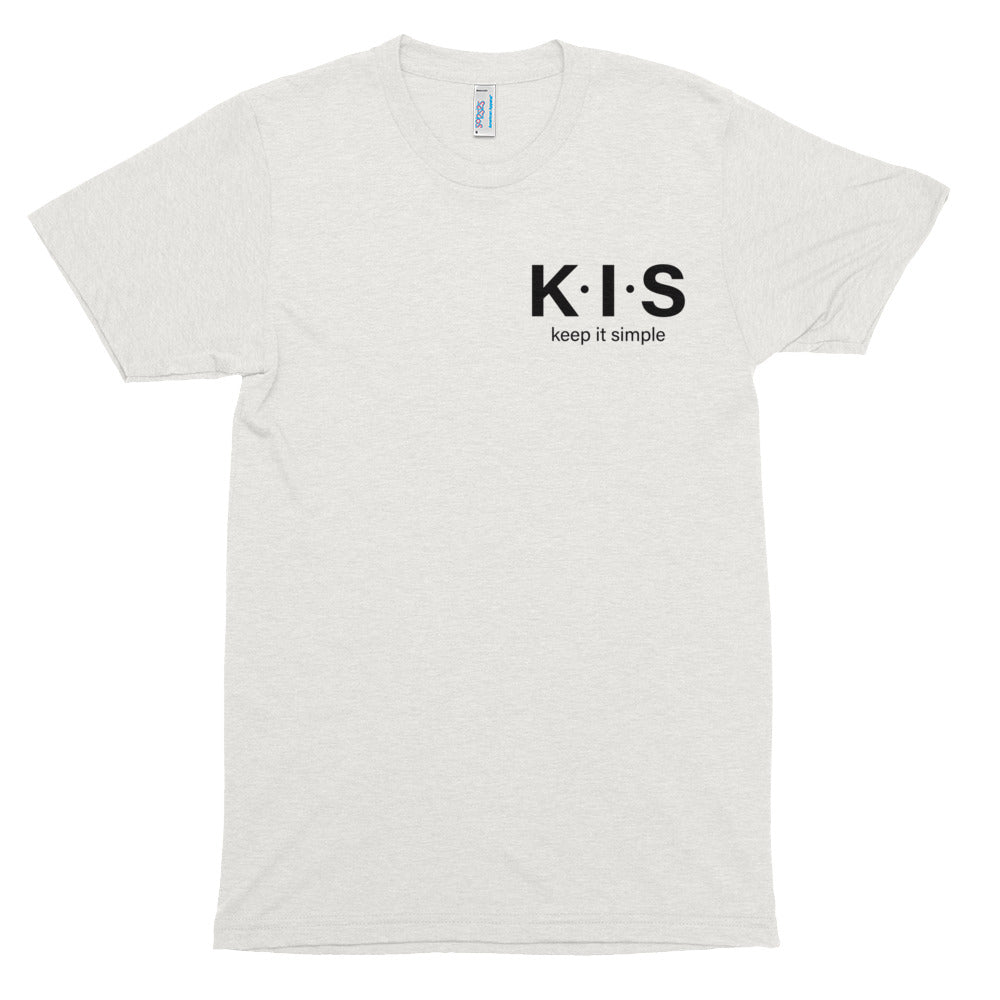 Men's KIS Short Sleeve T-Shirt-StruggleBear