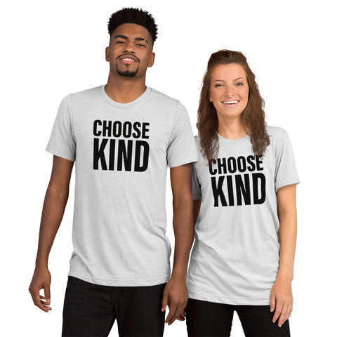 Men's Choose Kind Short sleeve t-shirt-StruggleBear