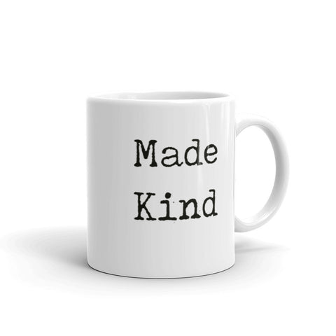 Made Kind Mug-StruggleBear