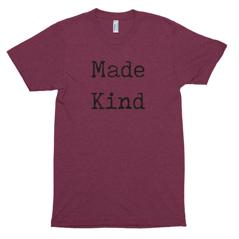 Image of Men's Made Kind Short Sleeve T-Shirt-StruggleBear