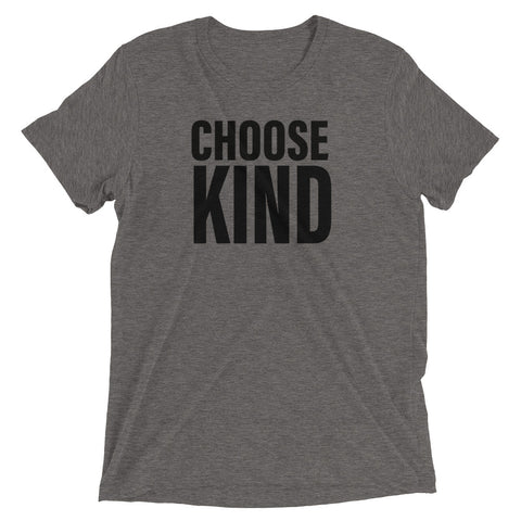 Image of Men's Choose Kind Short sleeve t-shirt-StruggleBear