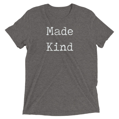 Image of Women's Made Kind Short Sleeve T-Shirt-StruggleBear