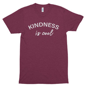 Men's Kindness Is Cool Short Sleeve T-Shirt