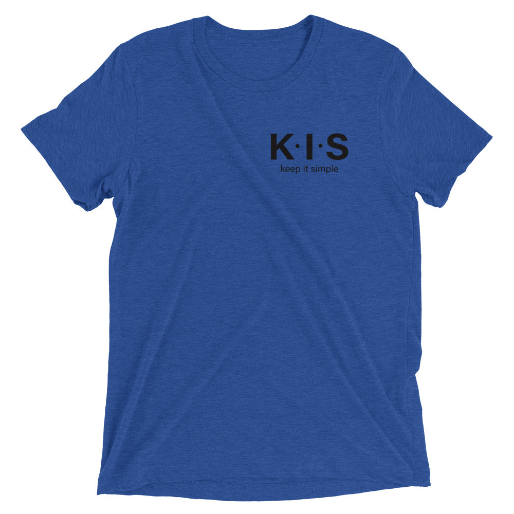 Women's KIS Short Sleeve T-Shirt-StruggleBear