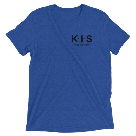 Image of Women's KIS Short Sleeve T-Shirt-StruggleBear