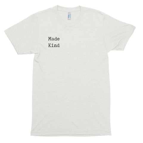 Image of Men's Made Kind 2 Short Sleeve T-Shirt-StruggleBear