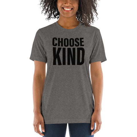 Image of Women's Choose Kind Short sleeve t-shirt-StruggleBear