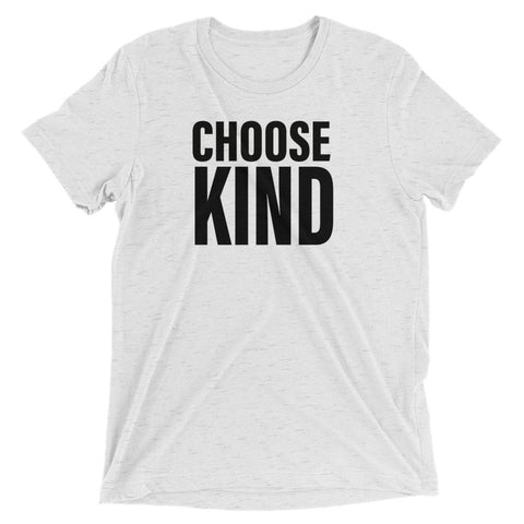 Women's Choose Kind Short sleeve t-shirt-StruggleBear
