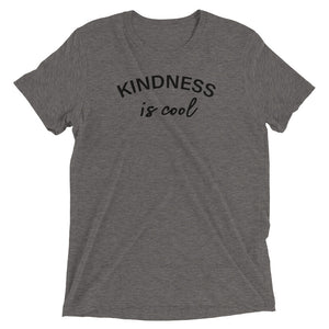 Women's Kindness Is Cool Short Sleeve T-Shirt
