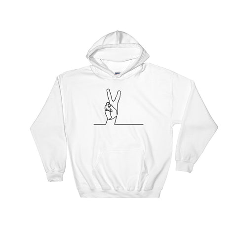 Image of Hooded Sweatshirt-StruggleBear