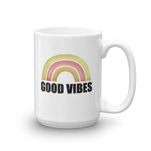 Good Vibes Mug-StruggleBear