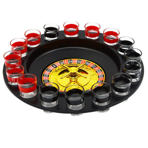 Board Games - Shots Roulette