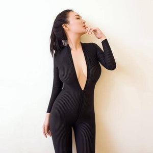 Clothing - Dame Striped Bodysuit