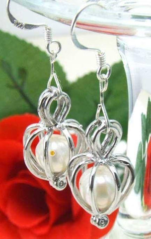 Image of Jewelry - Pearl Earrings