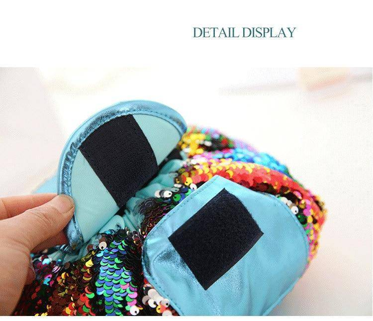 Makeup - Sequin Travel Makeup Bag