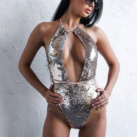 Summer 2019 Sequin Monokini