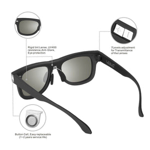 Sunglasses - NEW Sunglasses With Automatic LCD Polarized Lenses