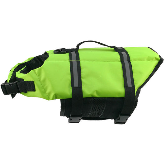 Dog's Life Jacket For Safe Swimming