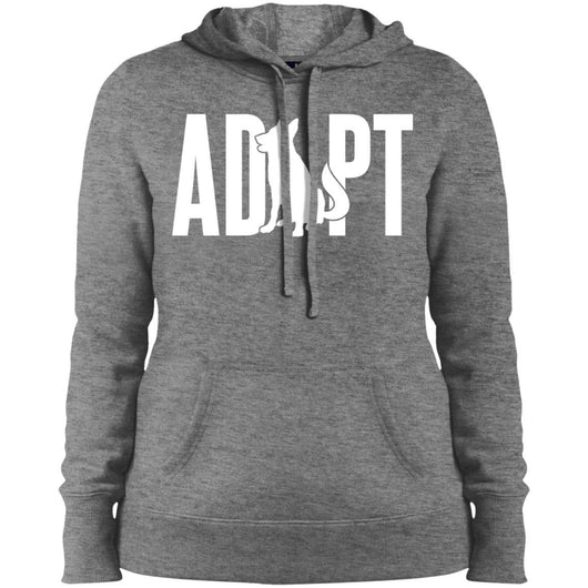 Adopt A Dog Hoodie For Women - Ohmyglad