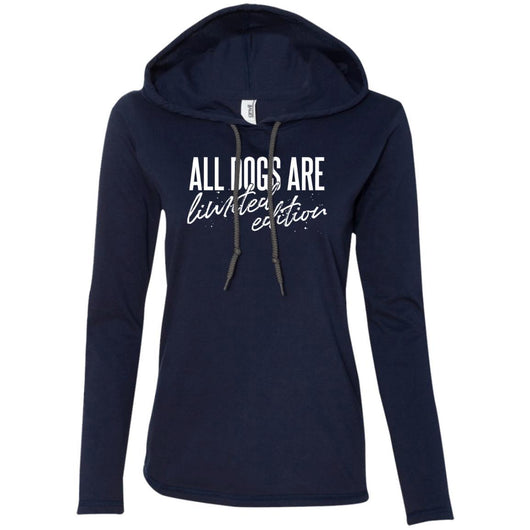 All Dogs Are Limited Edition Hooded Shirt For Women - Ohmyglad