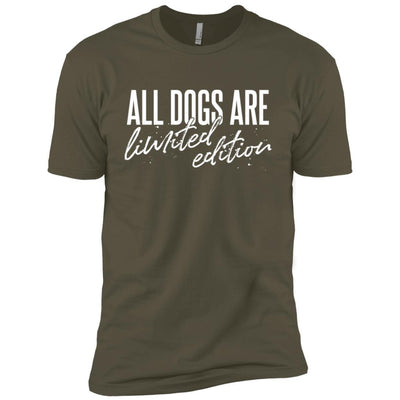 All Dogs Are Limited Edition Unisex T-Shirt - Ohmyglad