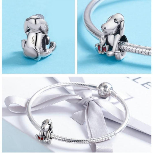 Cute Dog Beads Charms - Ohmyglad