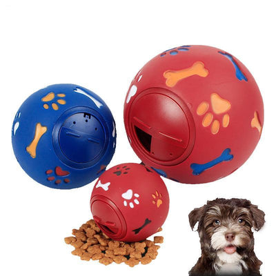 Dog Food Ball Dispenser - Ohmyglad