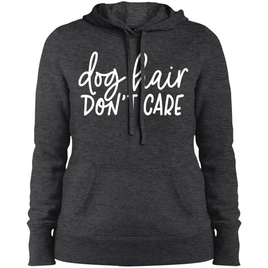 Dog Hair, Don't Care Hoodie For Women - Ohmyglad