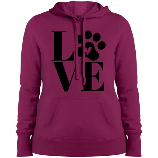 Dog Love Hoodie For Women - Ohmyglad
