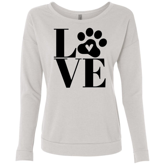 Dog Love Sweatshirt For Women - Ohmyglad